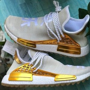 gold and white human race off 62% - www